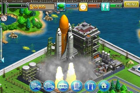 Virtual City - Screenshots