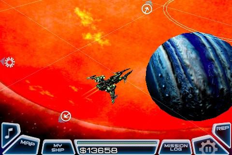 Warp Gate - In game