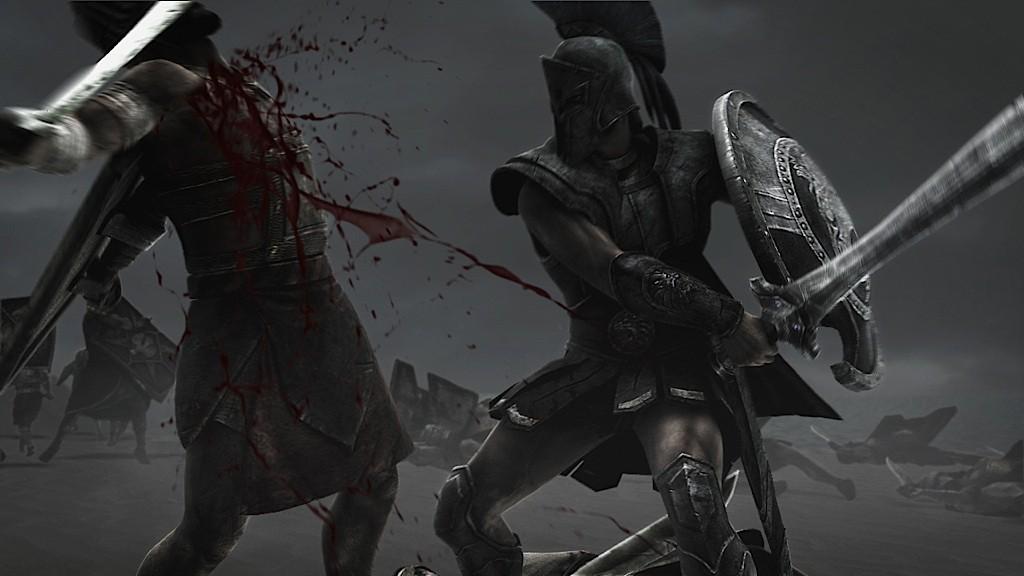Warriors: Legends of Troy - Guerrieri