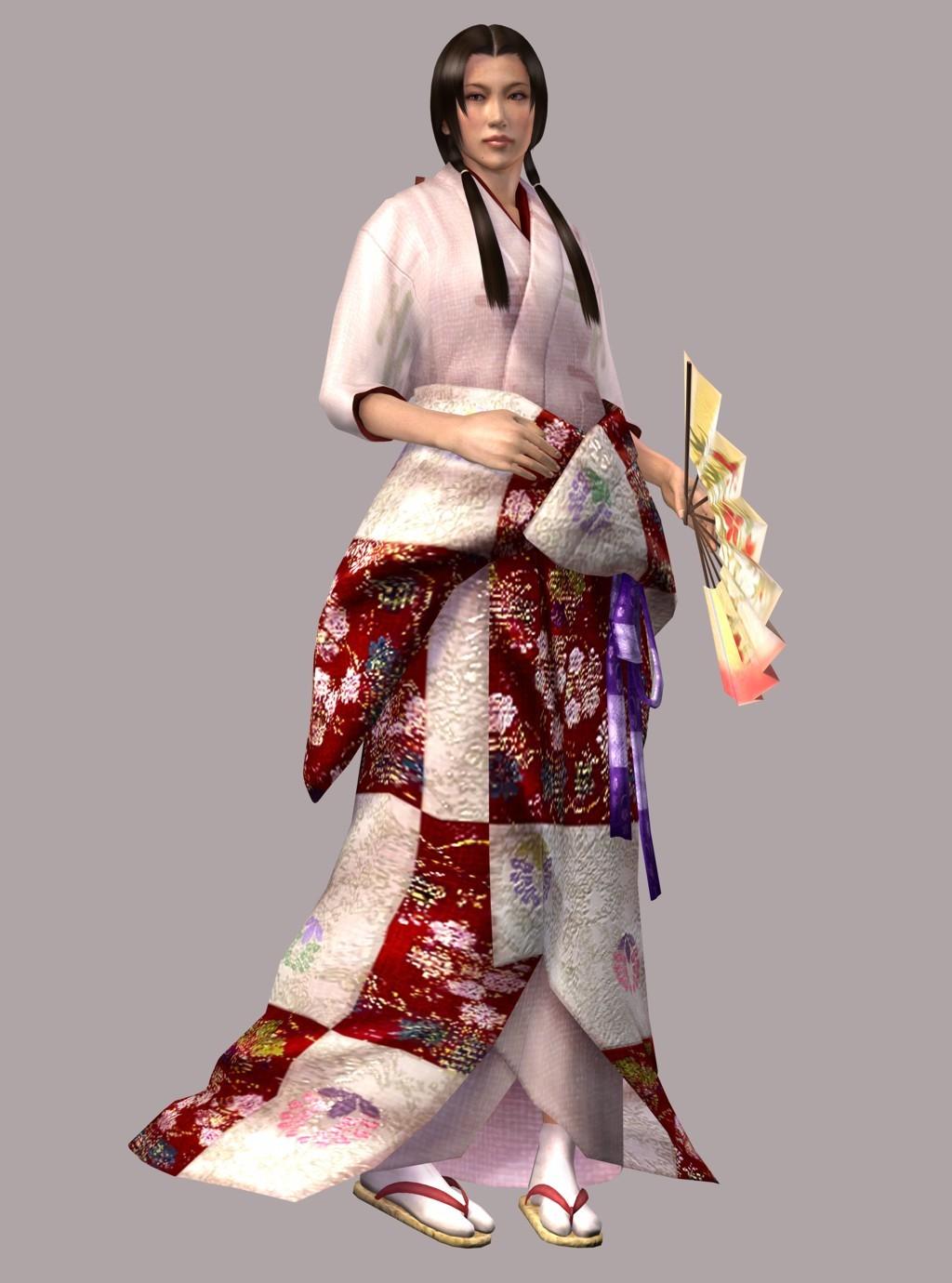 Way of the Samurai 3 - I primi artwork