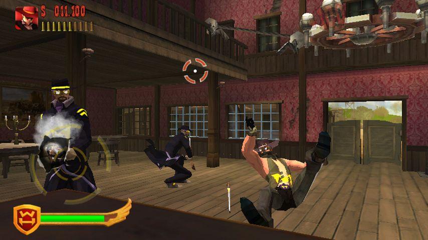 Western Heroes - Immagini per la Wii