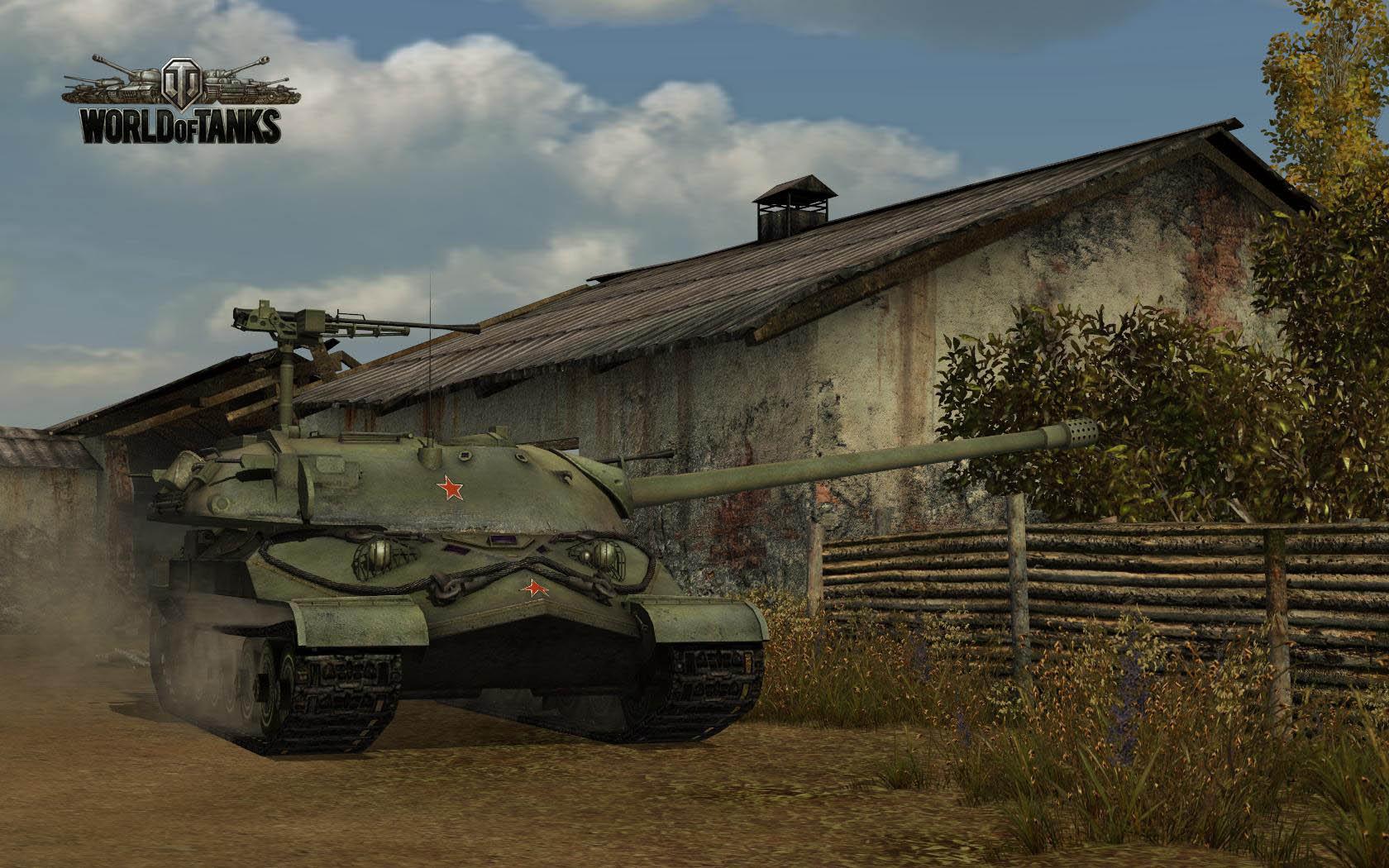 World of Tanks - Screenshots