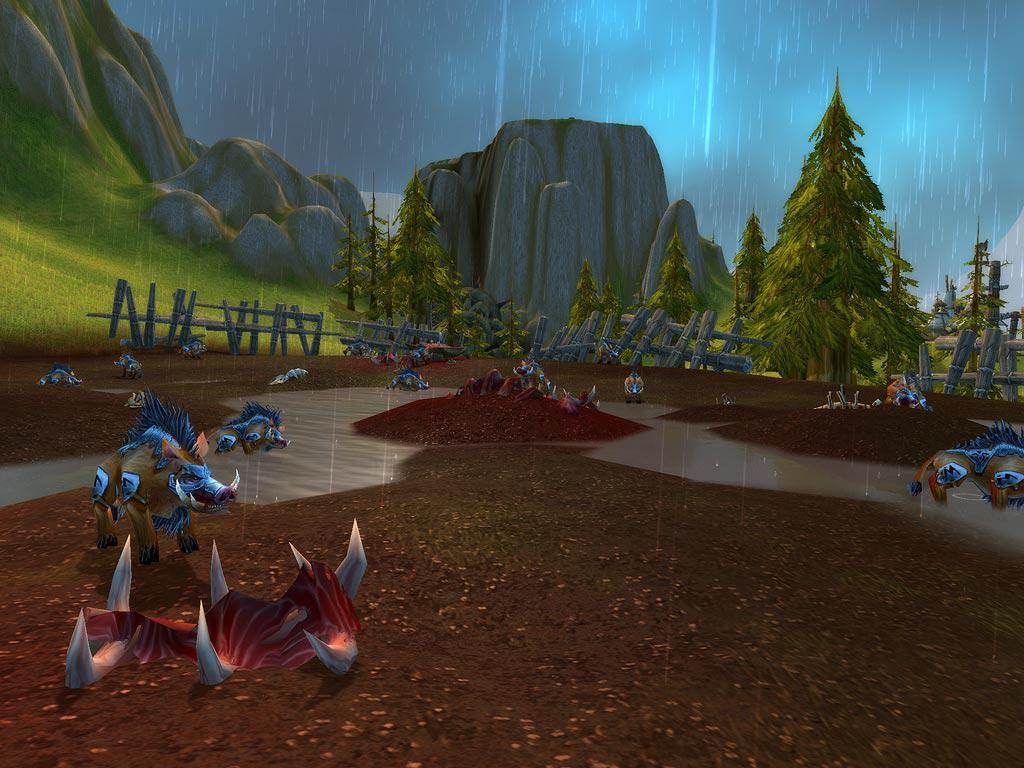 World of Warcraft: Cataclysm - Alcuni scenari