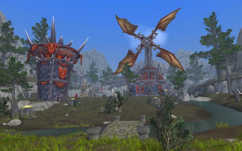 World of Warcraft: Cataclysm - Battleground Twin Peaks