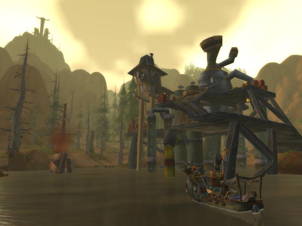 World of Warcraft: Cataclysm - Stonetalon Mountains and Desolance