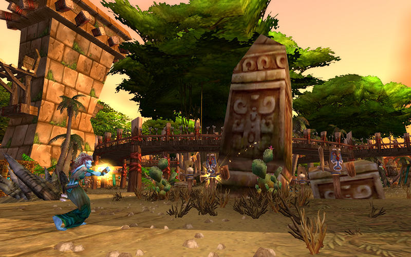 World of Warcraft: Cataclysm - The Echo Isles