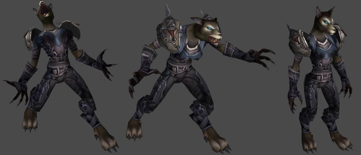 World of Warcraft: Cataclysm - Worgen