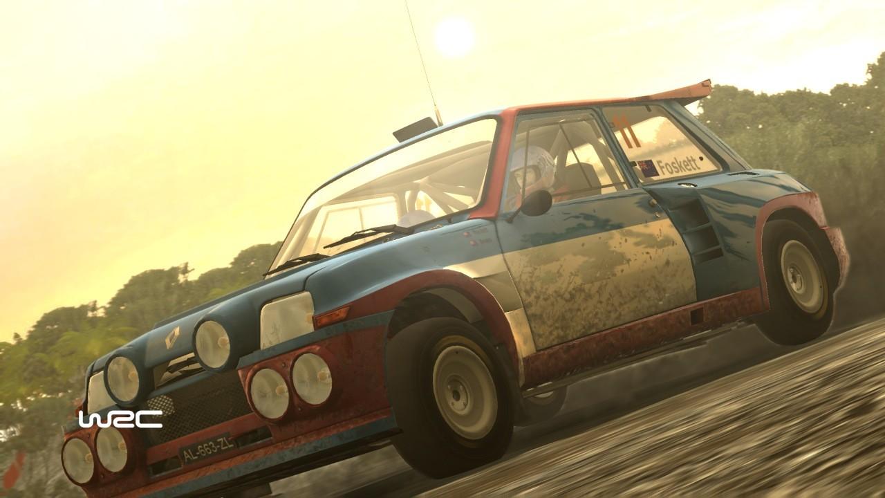 WRC: World Rally Championship - Auto sullo sterrato