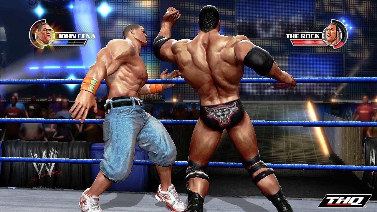 WWE All Stars  - Wrestling sul ring