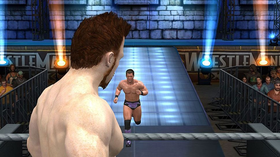 WWE Smackdown vs Raw 2011 - Dal Ring