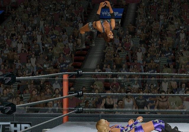 WWE Smackdown vs Raw 2011 - Immagini dalla Wii