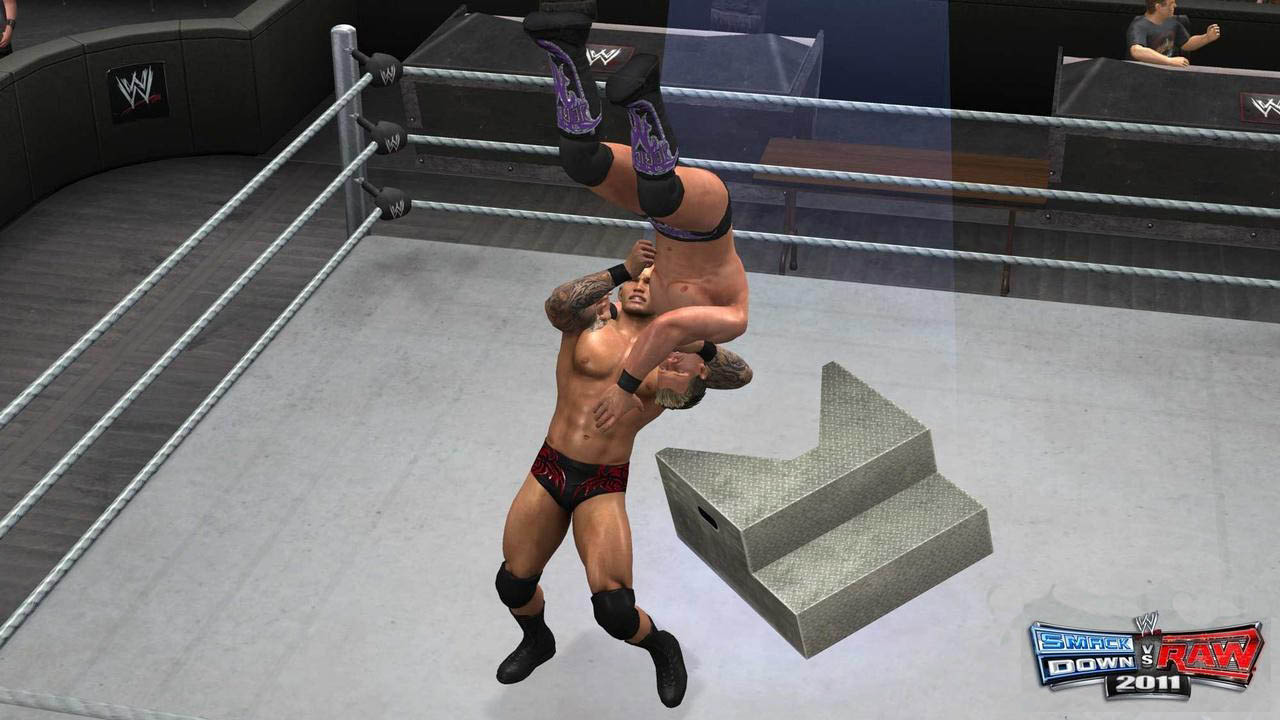 WWE Smackdown vs Raw 2011 - Screenshots