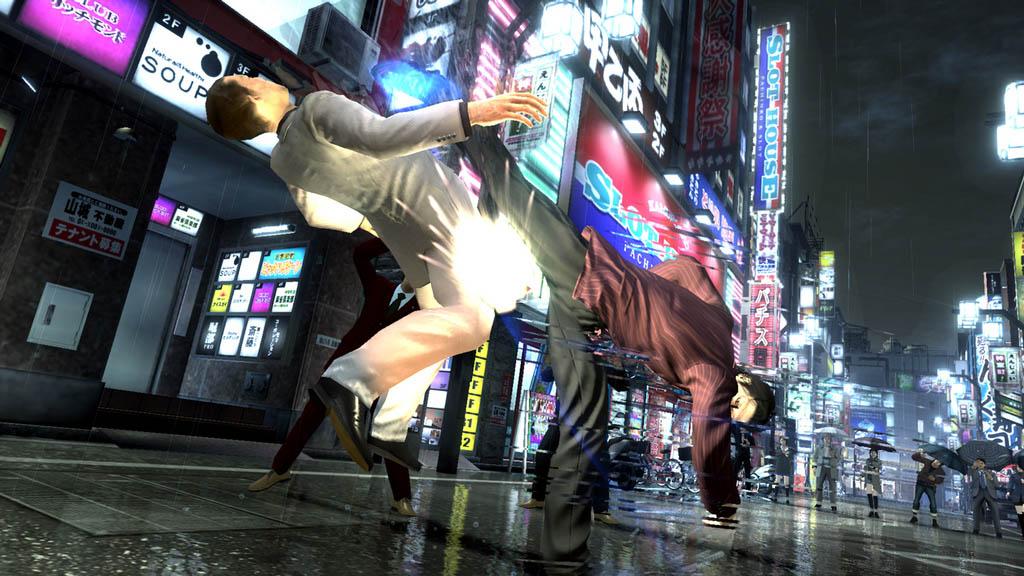 Yakuza 4: Heir to the Legend - Altre immagini