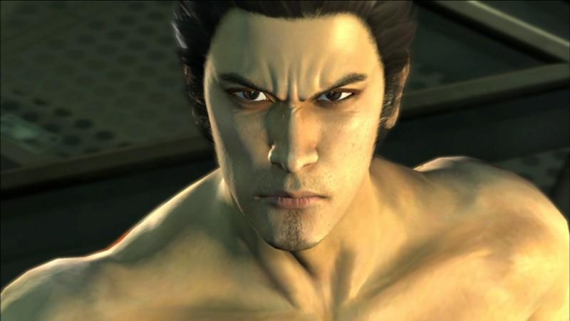 Yakuza 4: Heir to the Legend - Katzuma
