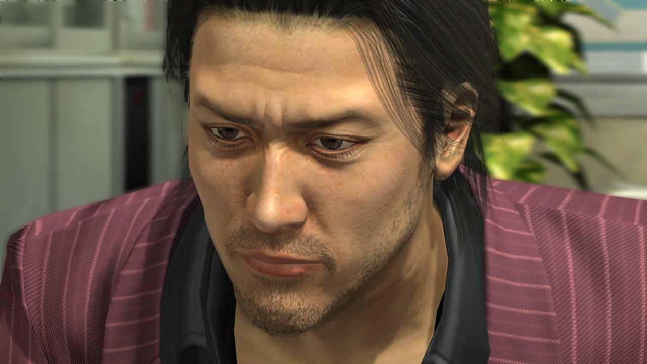 Yakuza 4: Heir to the Legend - Un volto dice tutto