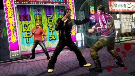 Yakuza: New Chapter Black Panther - Il ring è la strada