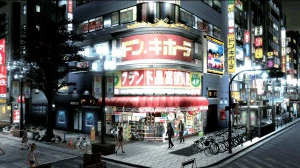 Yakuza: Project K - I primi screenshots