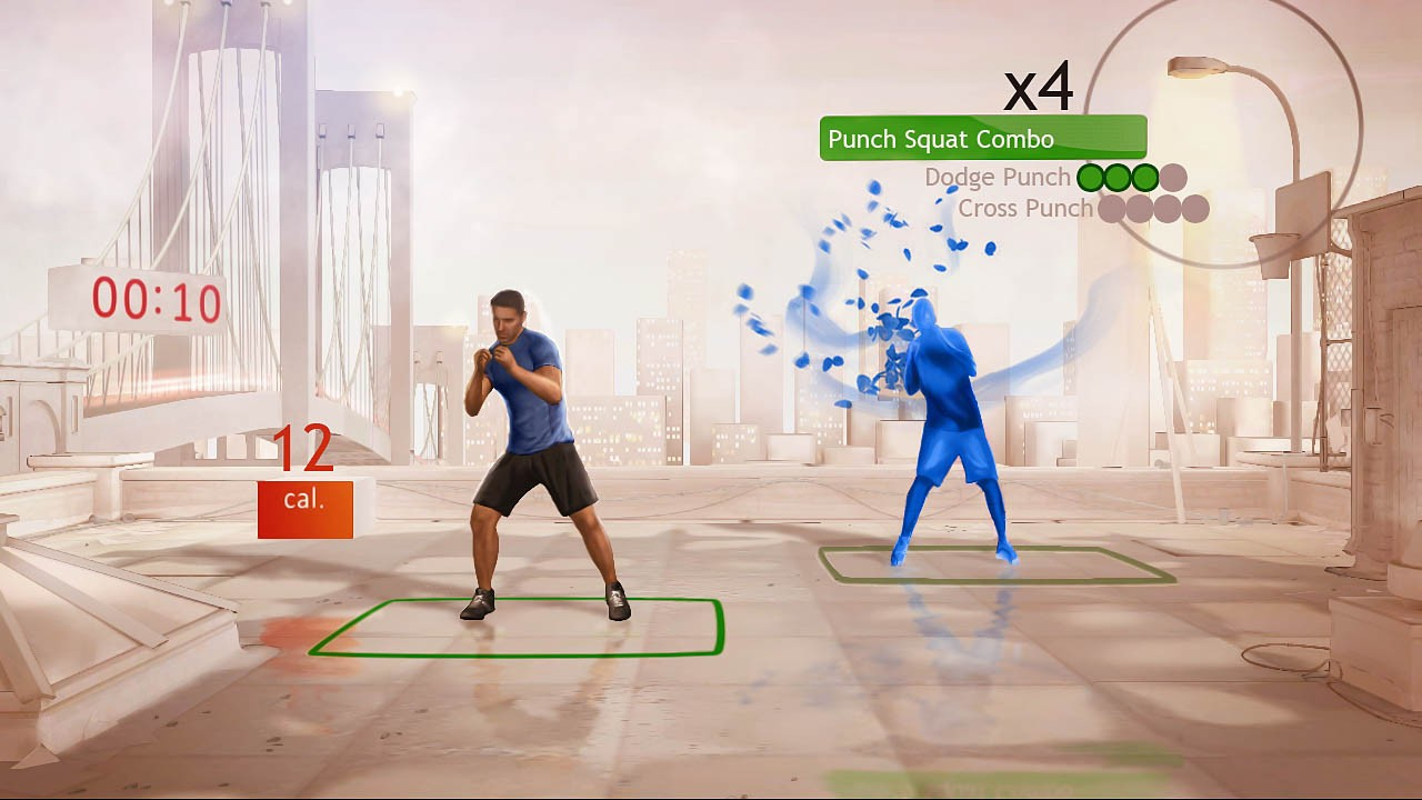 Your Shape: Fitness Evolved - Screenshots