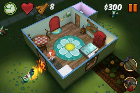 Zombie Wonderland - Screenshots