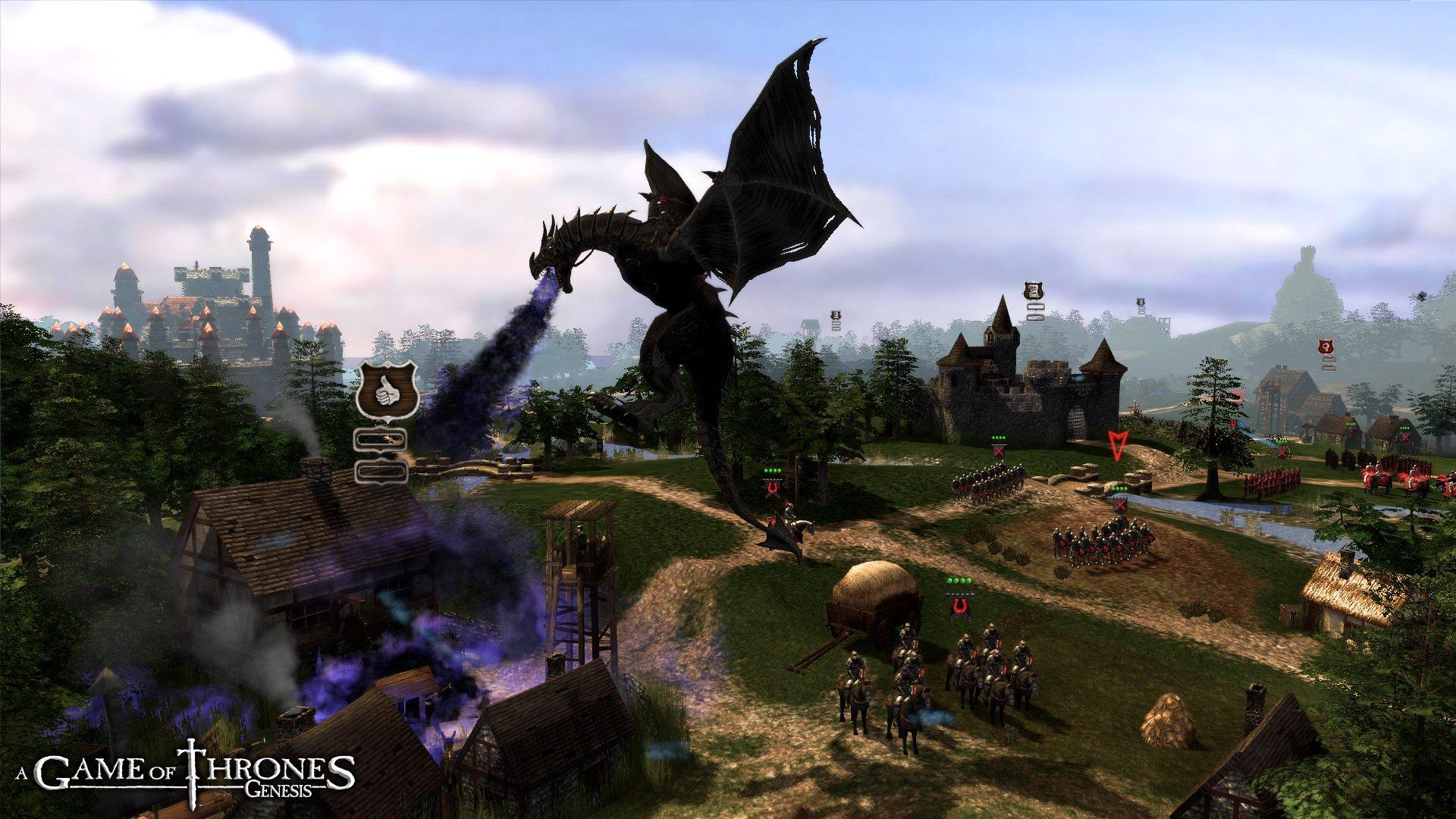 A Game of Thrones: Genesis - Gameplay