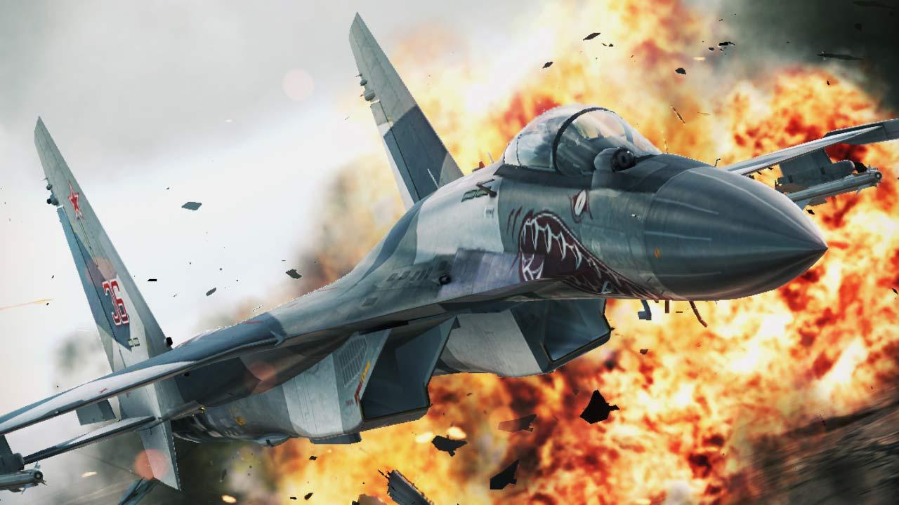 Ace Combat: Assault Horizon - Gameplay