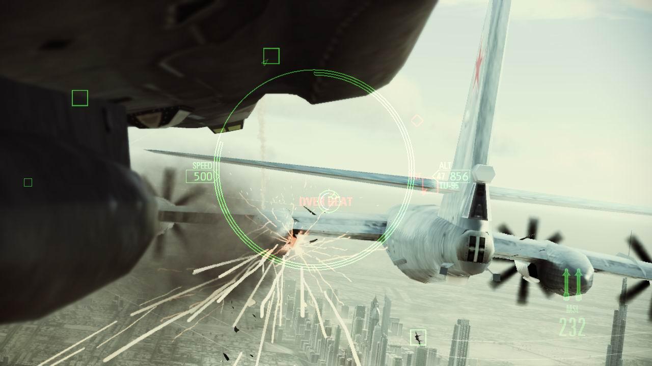 Ace Combat: Assault Horizon - Scontri nel cielo