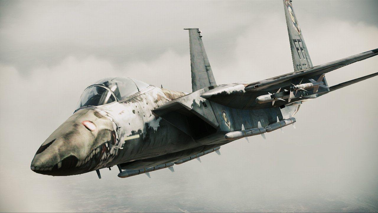 Ace Combat: Assault Horizon - Screenshot DLC