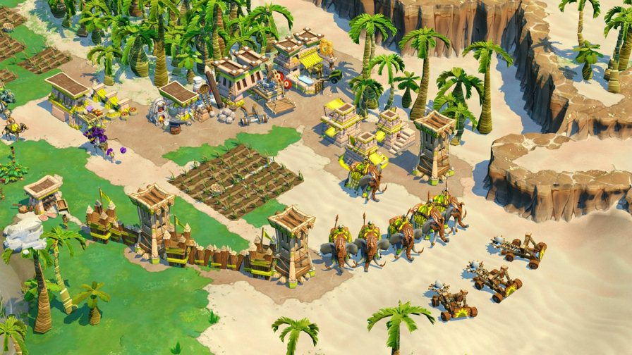 Age of Empires Online - Screenshot