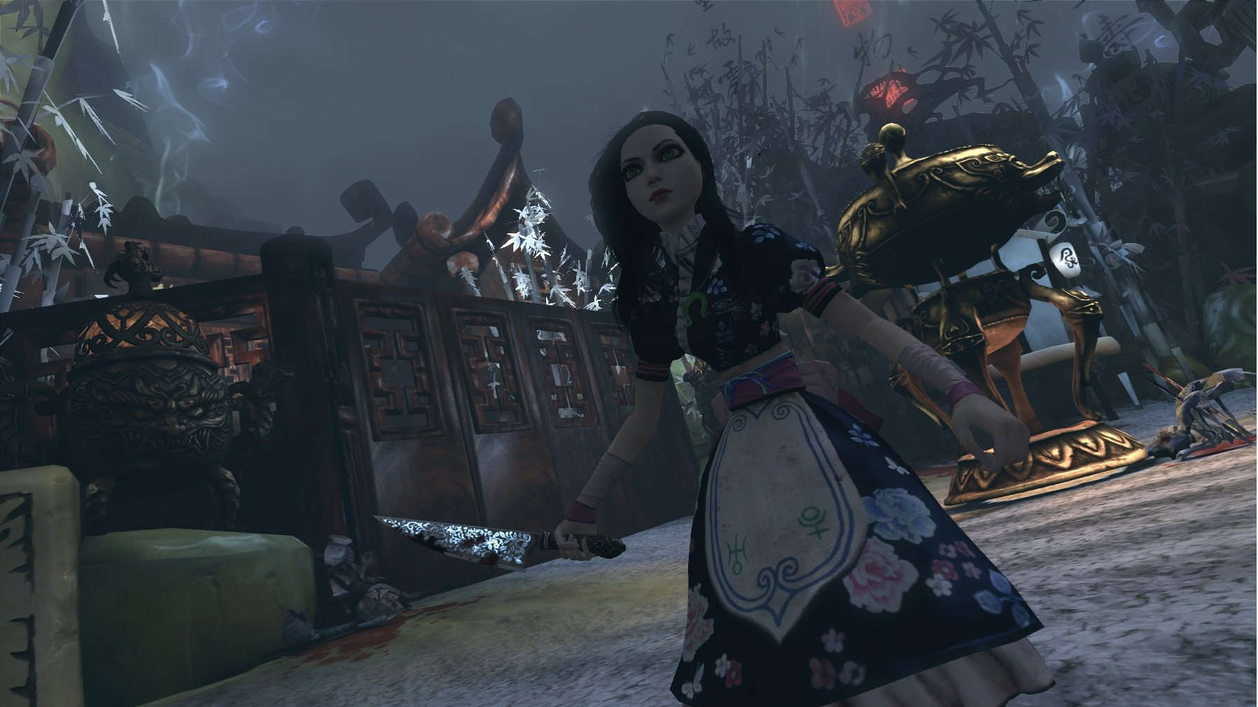 Alice: Madness Returns - Gameplay