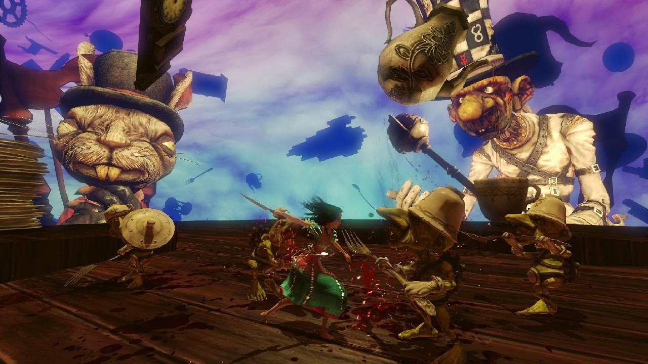 Alice: Madness Returns - Screenshot