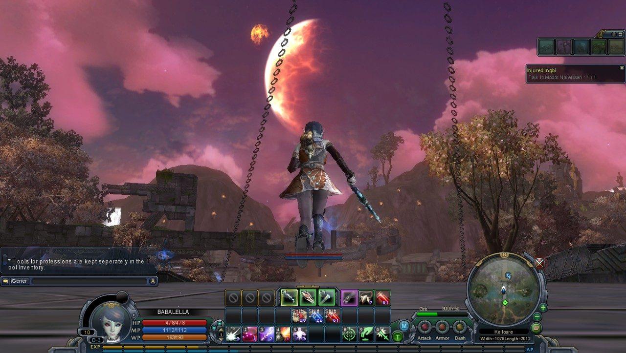 ARGO Online - Gameplay