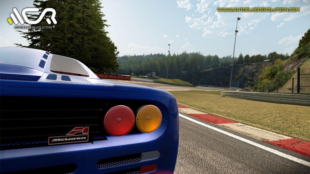 Auto Club Revolution - Screenshot