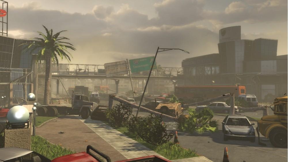 Battle: Los Angeles - Screenshot