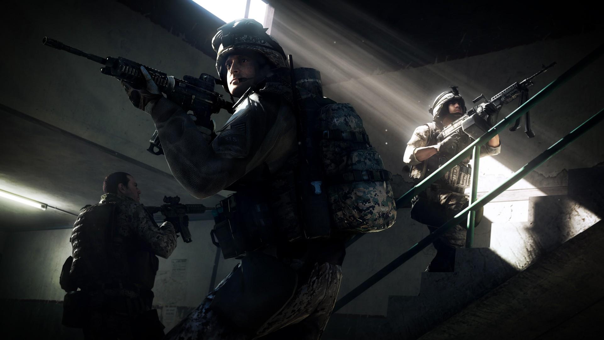 Battlefield 3 - Guerra in HD