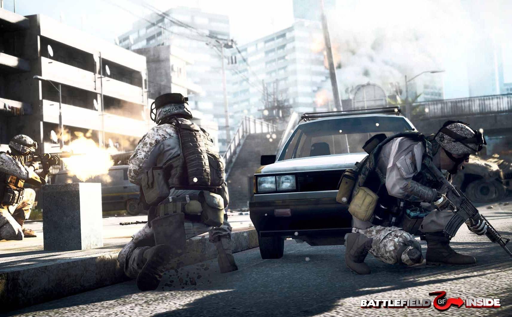 Battlefield 3 - Prime immagini