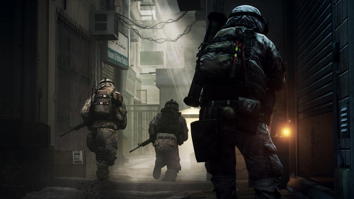 Battlefield 3 - Screenshot