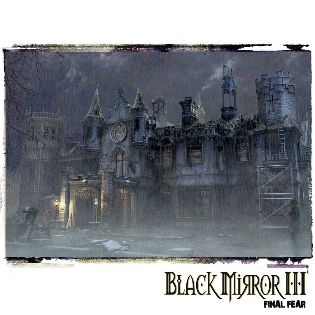 Black Mirror 3 - Gameplay