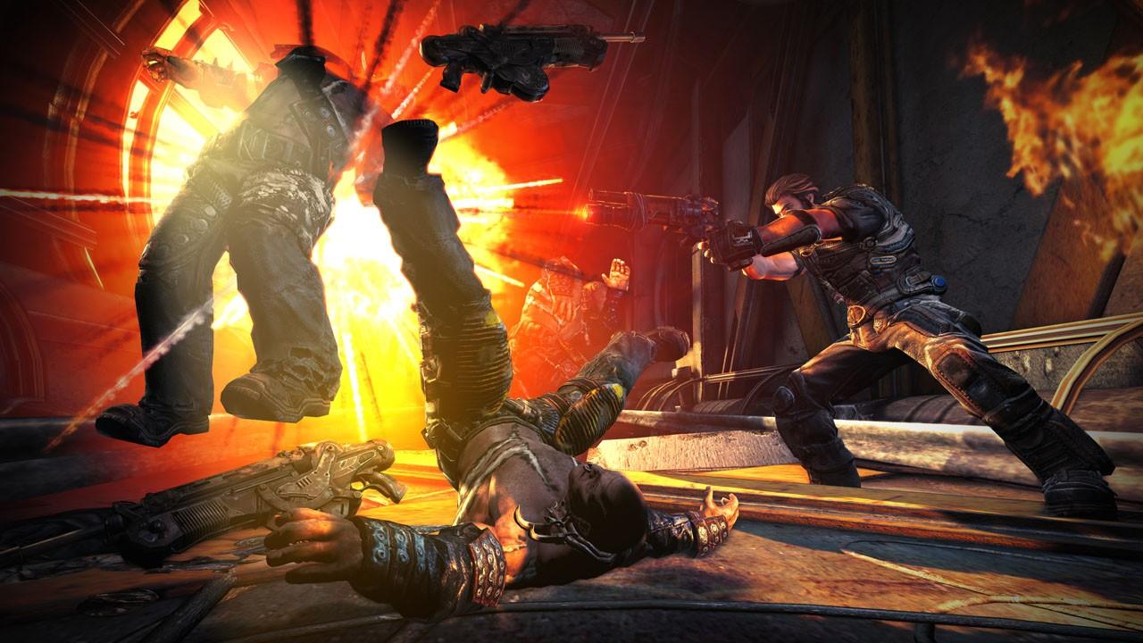 Bulletstorm - Gameplay