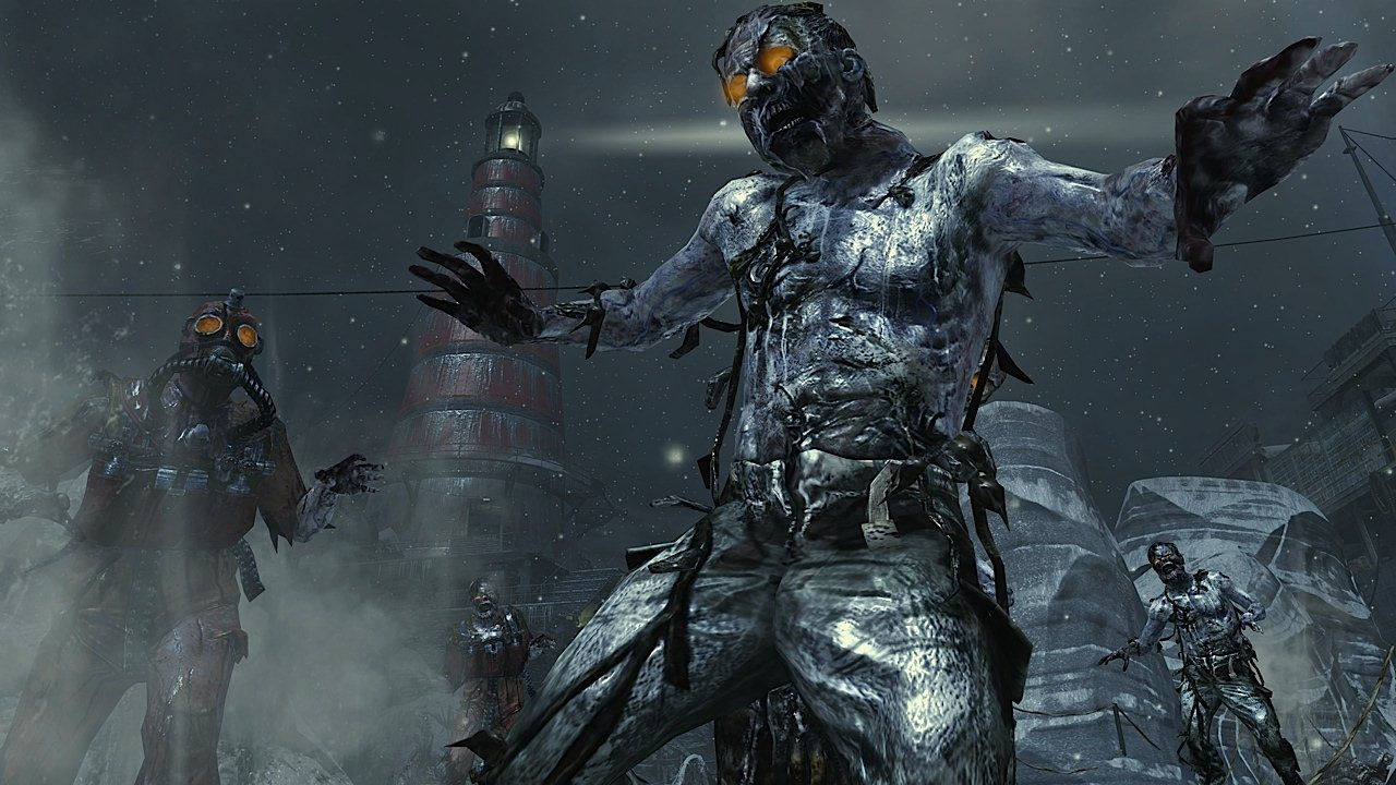 Call of Duty: Black Ops - Zombie