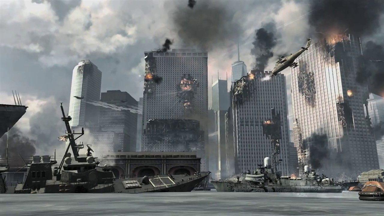 Call of Duty: Modern Warfare 3 - Immagini di gameplay