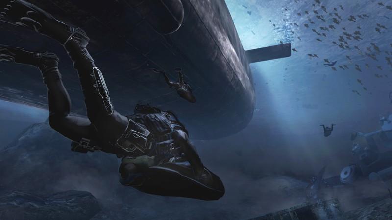 Call of Duty: Modern Warfare 3 - Primi screenshot ufficiali