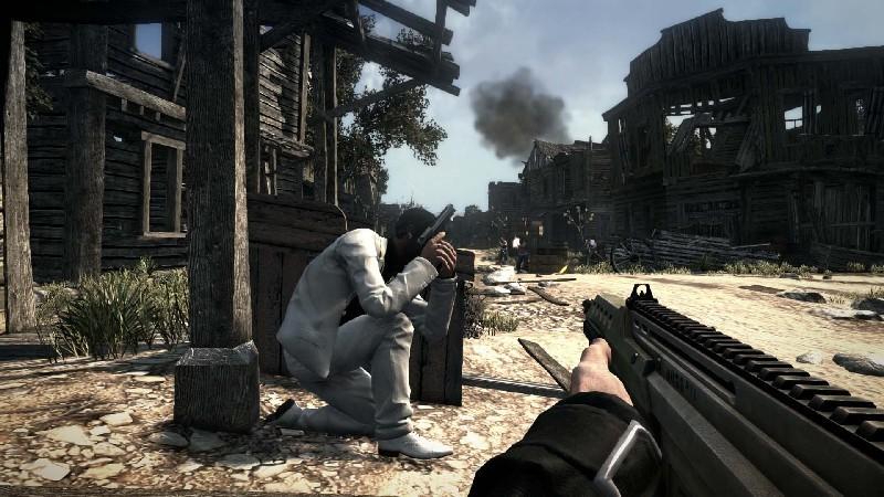 Call of Juarez: The Cartel - Screenshot