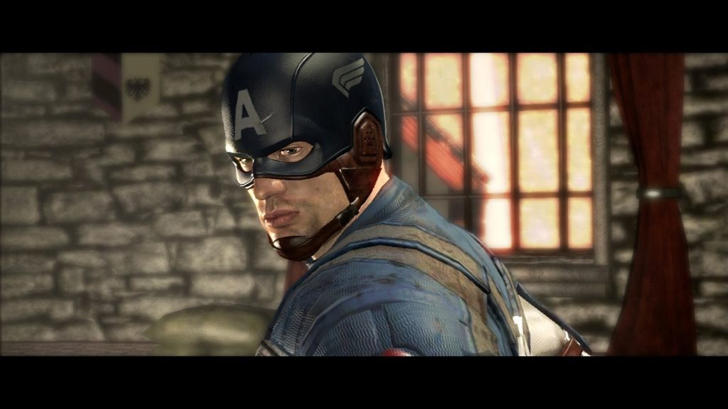 Captain America: Super Soldier - Screenshot