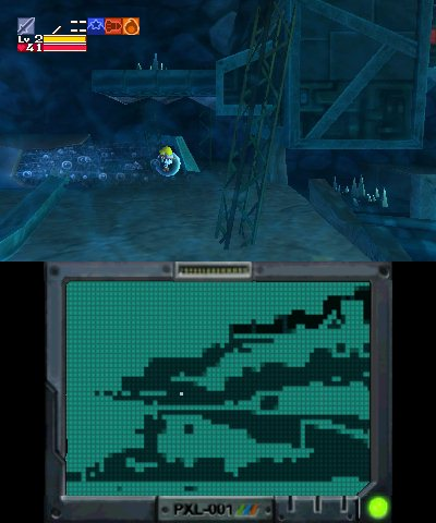 Cave Story 3D - Gameplay