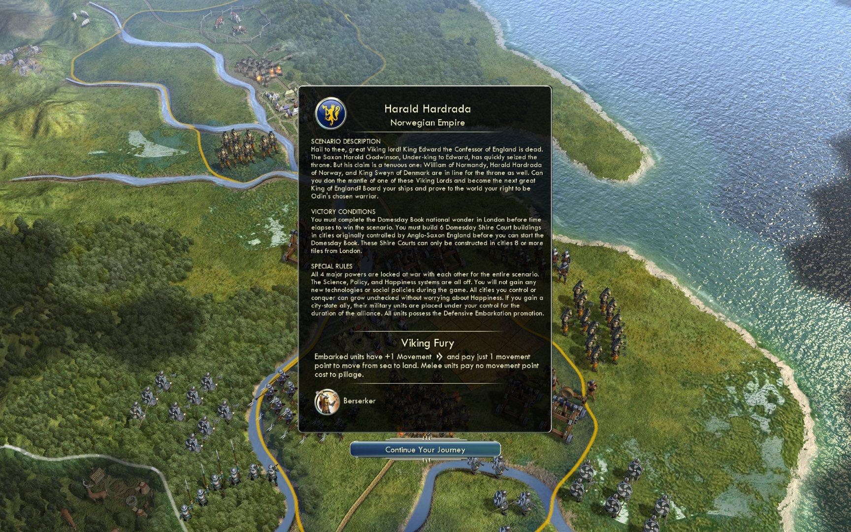 Civilization V - Screenshot DLC