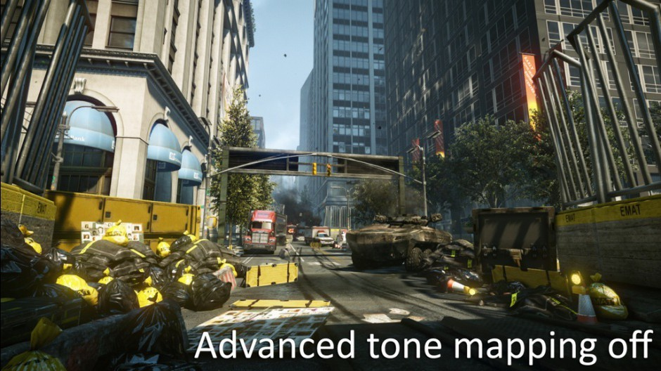 Crysis 2 - Patch DirectX 11, screenshot comparativi
