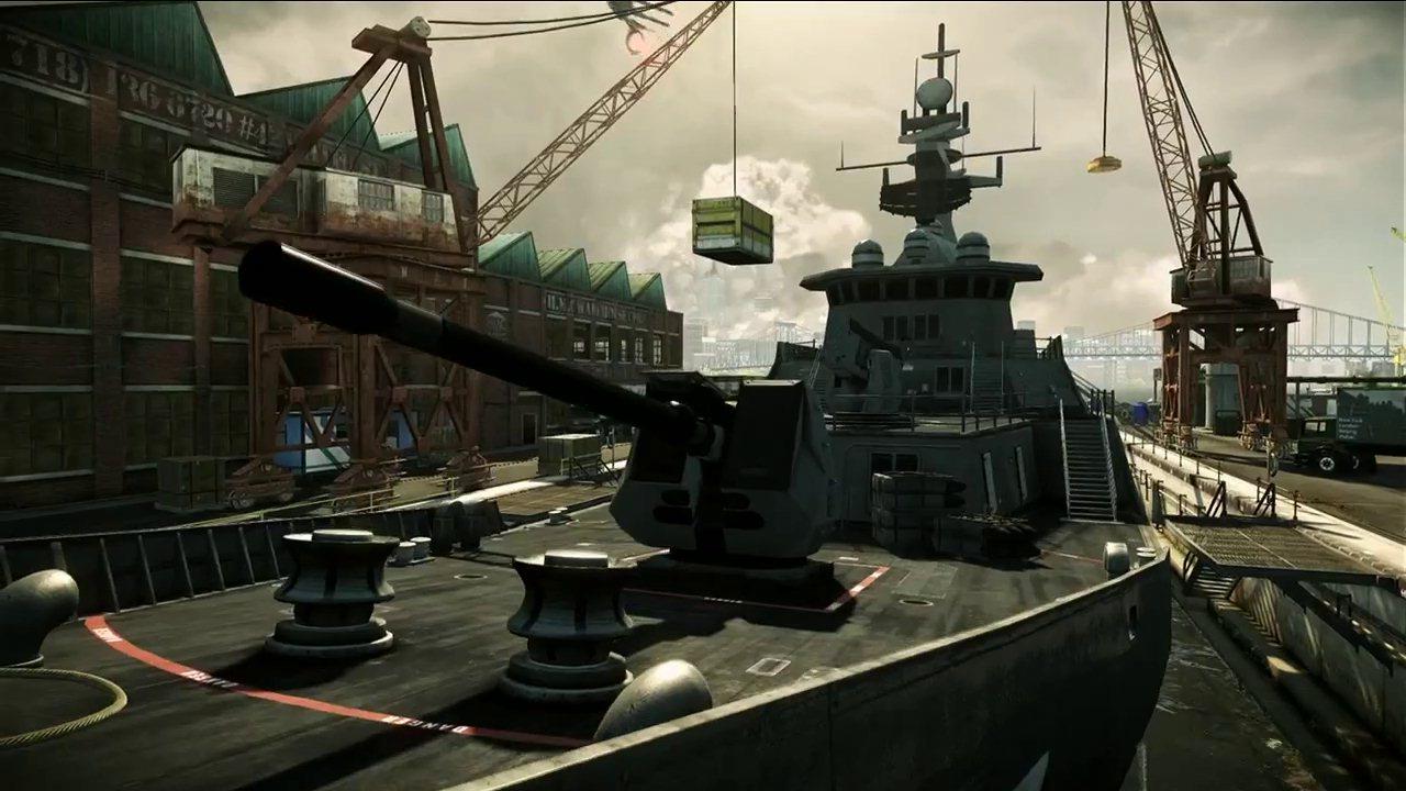 Crysis 2 - Retaliation Map Pack