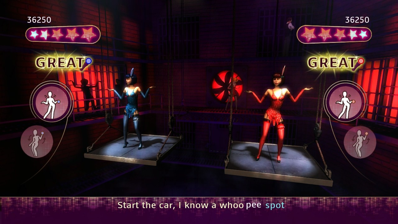Dance on Broadway - PlayStation Move e il musical