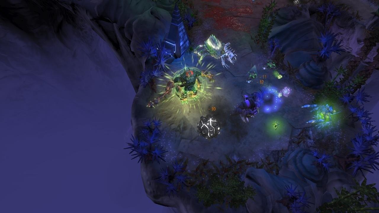 Darkspore - Screenshot di lancio
