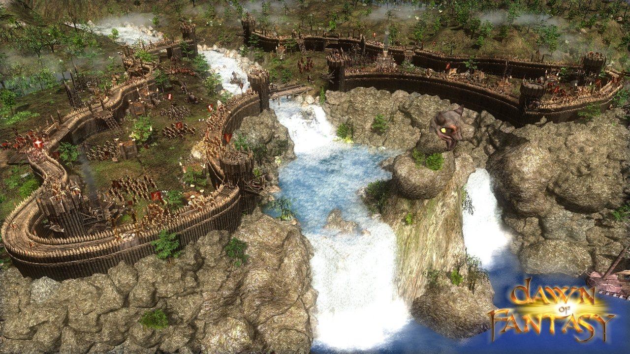 Dawn of Fantasy - Gameplay